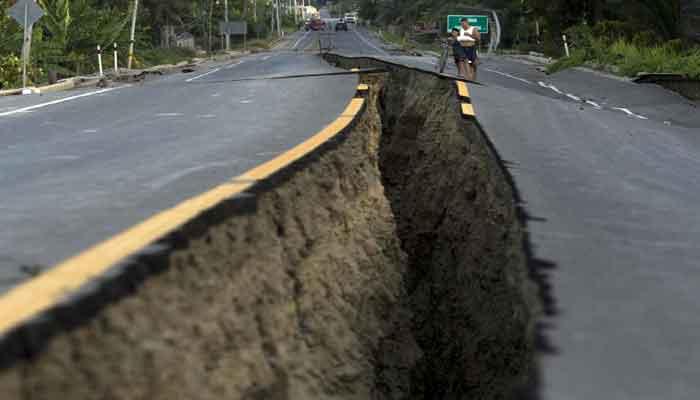 'इक्वाडोर के तट के निकट 6.1 तीव्रता का भूकंप'