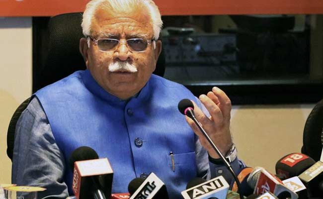 Metro Service To Be Extended Up To Greater Faridabad: Manohar Lal Khattar