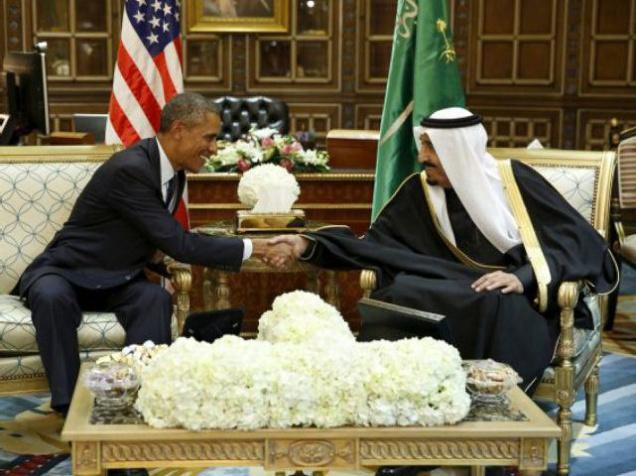 Counter-terror cooperation marks U.S.-Saudi ties: White House