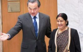 China says it is in close contact with India on Azhar issue