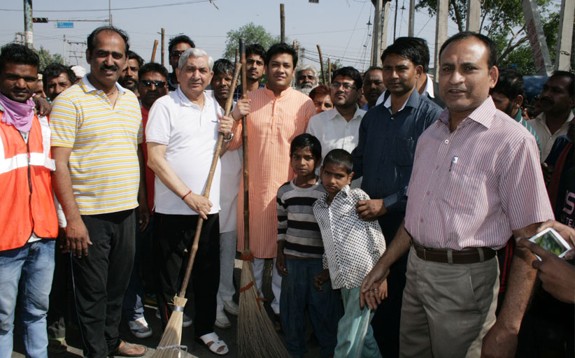 स्वच्छ भारत स्वस्थ भारत अभियान