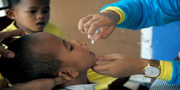 डब्लूएचओ: अगले 12 महीनों में मिट जाएगा पोलियो का नामोनिशान