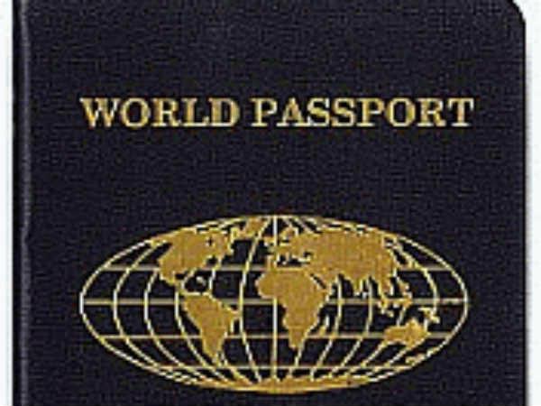 वर्ल्ड पासपोर्ट लेकिन इसे हासिल करने के बाद होती है जेल