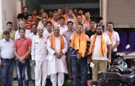 परशुराम जयंती पर भण्डारे का आयोजन