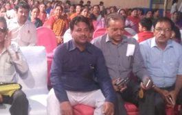 राकेश घिल्डियाल टीम को मिला पर्वतीय कॉलोनी के गढवाली समाज का समर्थन