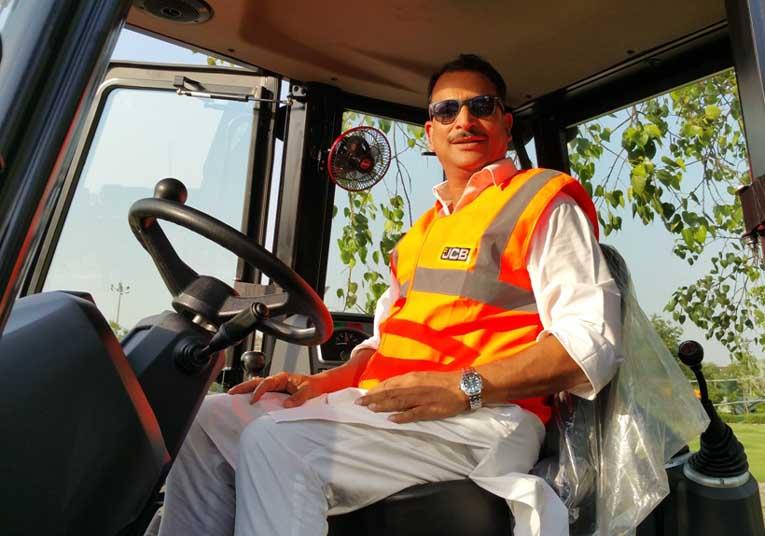 Skill development minister visit to jcp company