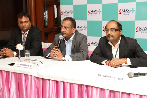 Max hospital launched med centre in faridabad