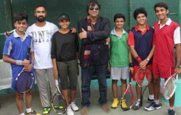 Mahurat of Tennis Buddies