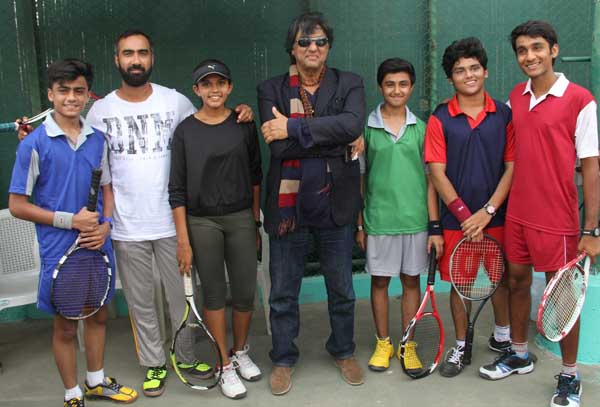 Mahurat of Tennis Buddies