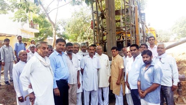 खट्टर सरकार शहरों की तर्ज पर कर रही है गांवों का विकास : राजेश नागर
