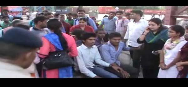 एसीपी पूजा डाबला ने चलाया छापामारी अभियान