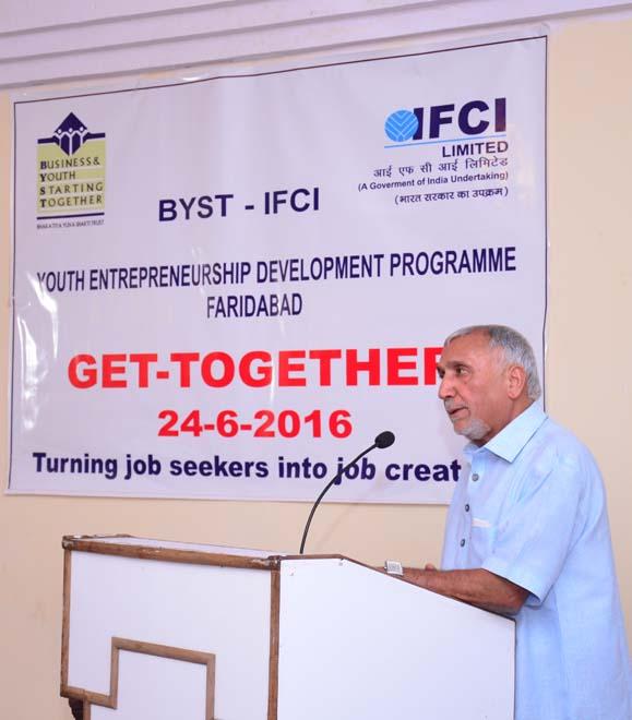 Shakti Trust (BYST) organized a Youth Empowerment Meet