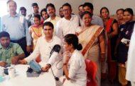 विधायक ललित नागर मनाया राहुल गांधी का जन्मदिवस