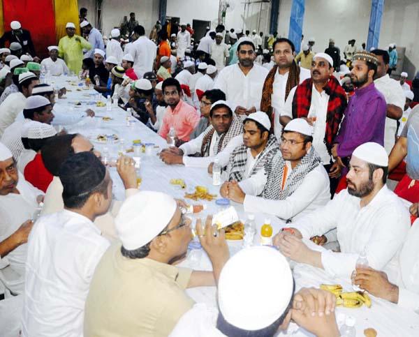 मुस्लिम समाज को बदनाम करने का प्रयास कर रही है असामाजिक ताकतें : तंवर