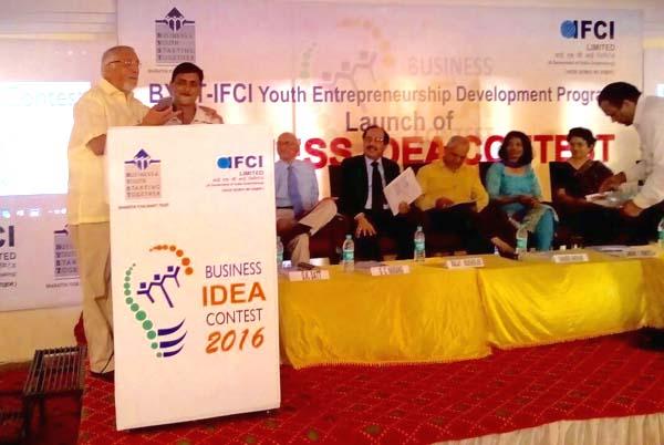 भारतीय युवा शक्ति ट्रस्ट रोजगार को बढ़ावा देने के लिए कार्यरत: जे पी मल्होत्रा