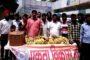 गंगा शोधन मंत्री सुश्री उमा भारती फरीदाबाद में