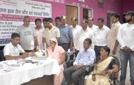 लोगों को करवानी चाहिए नियमित शारीरिक जांच:पंकज शर्मा