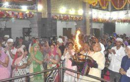 वैष्णवदेवी मंदिर में हुई मां ब्रहमचारिणी की भव्य पूजा