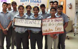 सूरजकुंड इंटरनेशनल स्कूल ने किया छात्रों को जागरूक