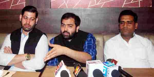 देश व प्रदेश को कांग्रेस को पुन: सत्ता मेें लाना युवा कांग्रेस की प्राथमिकता : चिरंजीवी राव