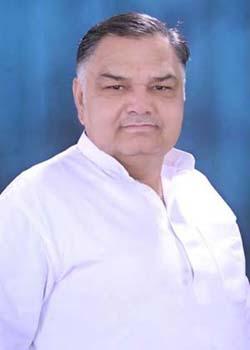 जगदीश भाटिया ने फिर लगाए केन्द्रीय मंत्री और संसदीय सचिव पर आरोप
