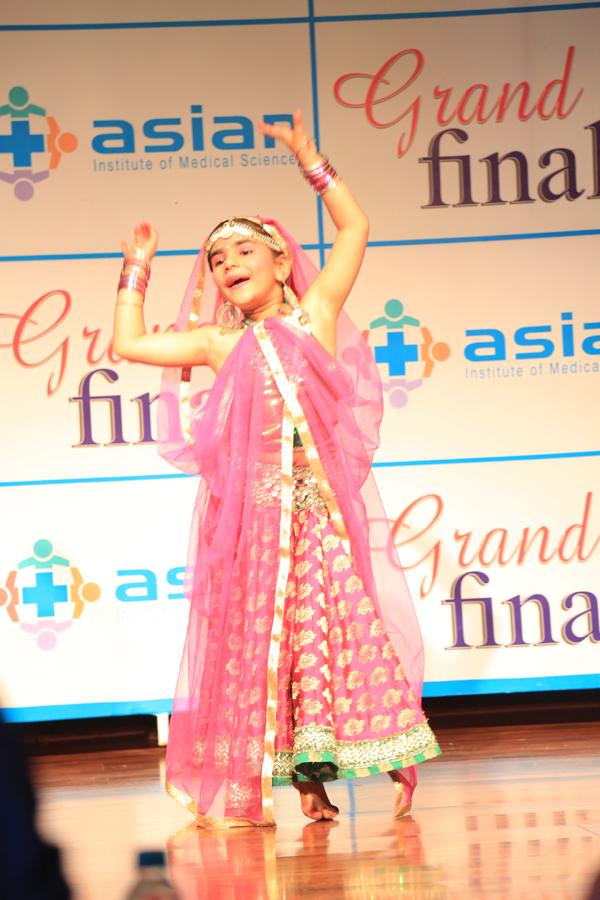 एशियन अस्पताल द्वारा आयोजित फरीदाबाद टैलेंट हंट में बच्चों ने दी मनमोहक प्रस्तुति