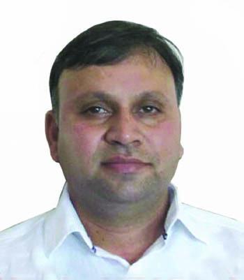 कांग्रेसी नेता विजय प्रताप सिंह ने केन्द्रीय मंत्री कृष्णपाल गुर्जर पर साधा निशाना
