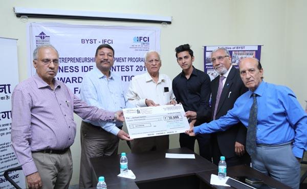 Business Idea Contest Awards