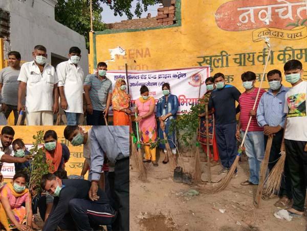 भविष्य में इस तरह के सफाई अभियान निरतंर रहेगे जारी :राधिका बहल