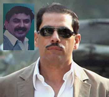 ईडी की पैनी नजर रॉबर्ट वाड्रा के एजेंटों पर,महेश नागर शक के दायरे में