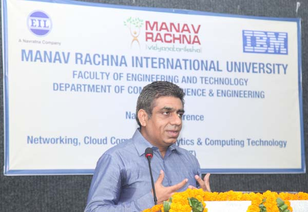 MRIU organizes National Conference on Networking