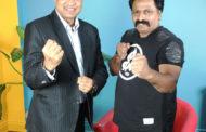मार्शल आर्ट गुरू  यजेश शेट्टी ने फायर के लोगों को सिखाय मार्शल आर्ट
