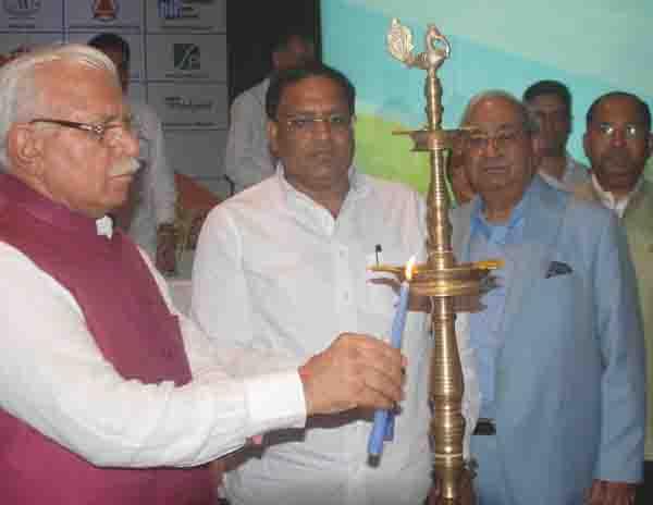 जी.एस.टी. को सहर्ष खुलकर अपनाएं उद्योगपति:मुख्यमंत्री मनोहरलाल
