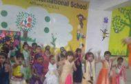 विद्यासागर इंटरनेशनल स्कूल- सेक्टर-2 में हर्षोल्लास के साथ मनाया गया हरियाली तीज पर्व