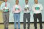 कैबिनेट मंत्री विपुल गोयल ने लोगों के साथ खाया 5 रूपये का खाना