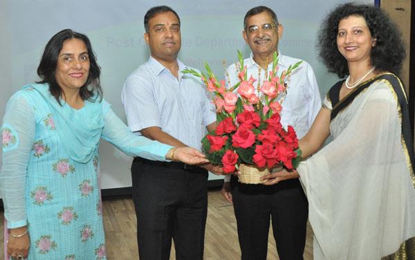 सर्वांगीण विकास के लिए जरूरी शैक्षिण के साथ अन्य गतिविधियों में भागीदारी: हनीफ