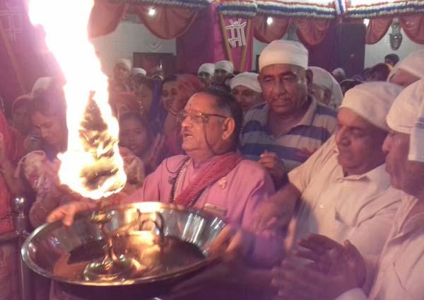 महर्षि कात्यायन की तपस्या के बाद उनके घर मां भगवती ने कात्यायन  देवी के रूप में  लिया: भाटिया