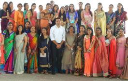 विद्यासागर इंटरनेशनल स्कूल में मनाया गया टीचर्स डे!