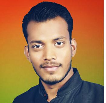 युवा शक्ति की आदर्श भूमिका(राहुल दीक्षित का नजरिया)