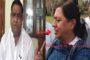 महिला विधायक के खिलाफ की अभद्र टिप्पणी के विरोध में फूंका आप नेता का पुतला