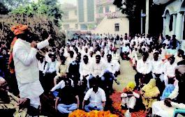 दो मंत्रियों की खींचतान में भाजपा की स्मार्ट सिटी बनी नर्क सिटी : ललित नागर