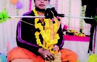 श्री सिद्ध पीठ हनुमान मंदिर में साप्ताहिक श्री शिव महा पुराण कथा का आयोजन