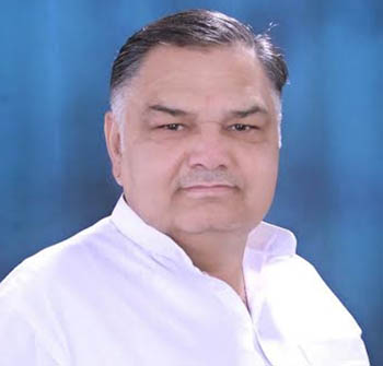 जनता जानना चाहिए भाजपा विधायक की हार्डवेयर कालोनी  डील का सच : जगदीश भाटिया