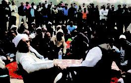 भाजपा सरकार के तीन साल तिगांव क्षेत्र हुआ बेहाल' जनसभा में खोलेंगे भाजपा के विकास की कलई : ललित नागर