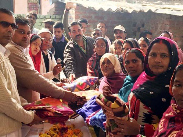 भाजपा सरकार में शहर के रेनबसेरे का बुरा हाल : लखन सिंगला