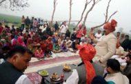 क्षेत्र के अन्य गांवों की तरह होगा लीतपुर नंगला का संपूर्ण विकास : टेकचंद शर्मा