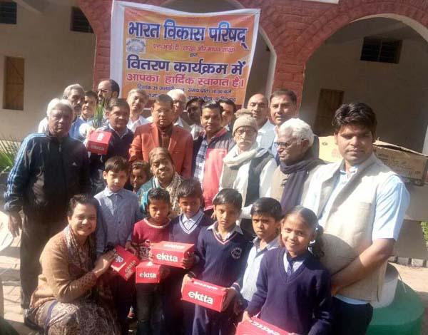 समाजिक संस्थाएं समाज के उत्थान में निभा रही महत्वपूर्ण भूमिका:राजेश नागर