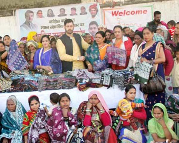 भाजपा राज में महिला वर्ग असुरक्षित : विकास चौधरी