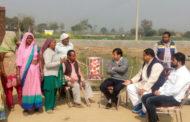'आप' नेता धर्मबीर भड़ाना ने कहा भाजपा सरकार में गुंडागर्दी चरम पर