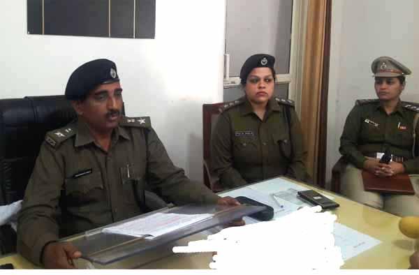 महिला  पुलिस ने  किया लडकी तस्कर गिरोह का पर्दाफाश